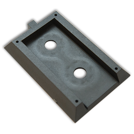 Aquatherm Flashing Base for 2 Hole Header Bracket